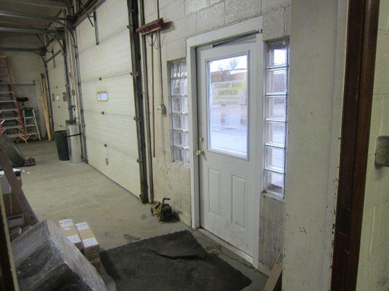 Current front door