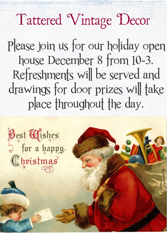 Holiday Open House Event