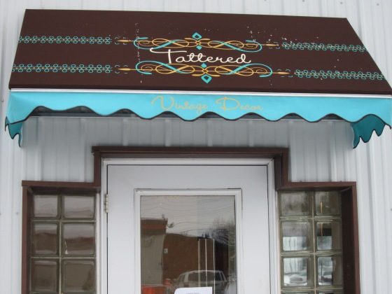 Tattered Awning