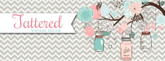 Pink and Blue Mason Jars with Chevron - Cover Photo